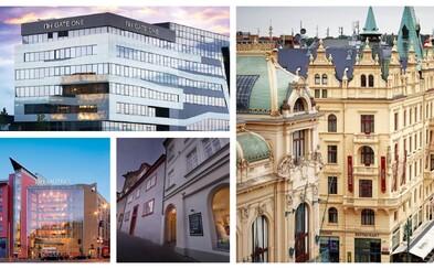 Chystáš sa do Bratislavy alebo Prahy? 20 tipov na zaujímavé ubytovanie pre všetkých (2. časť)