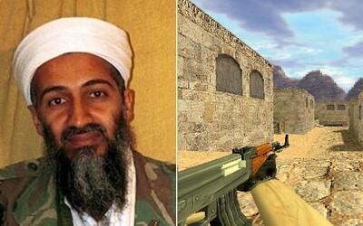 CIA odhalila obsah počítača Usámu bin Ládina. Terorista hrával Counter-Strike a sledoval porno, Dobu ľadovú či vtipné videá s mačkami