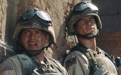 Čierny jastrab zostrelený je dokonalou ukážkou realistického vojnového pekla plného nezabudnuteľných scén