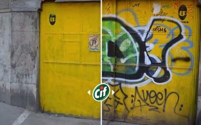 Cif vďaka mobilnej aplikácii vyčistil ulice Rumunska