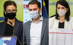 """Cigániková a Nicholsonová """"cigánia"""", tvrdí Matovič. Poslankyne tvrdia, že Slovensko prišlo o miliardu eur kvôli Remišovej"""