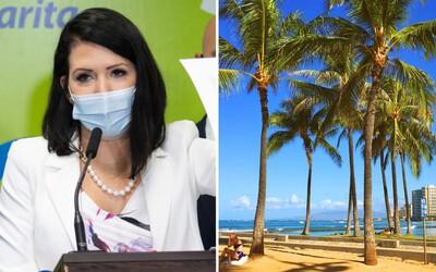 Cigániková z SaS kritizuje zákaz dovoleniek v zahraničí. Takto nevyzerá sloboda, hromží na Facebooku