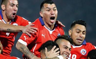 Čile po penaltovom rozstrele zdolalo Argentínu, ktorá tak prichádza o ďalšiu veľkú trofej