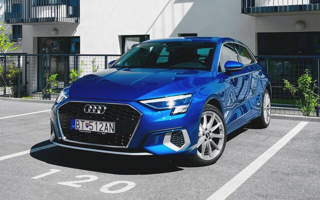 Čím si ťa nová A3-ka najviac získa? Zisťovali sme v teste 4. generácie prémiového kompaktu od Audi