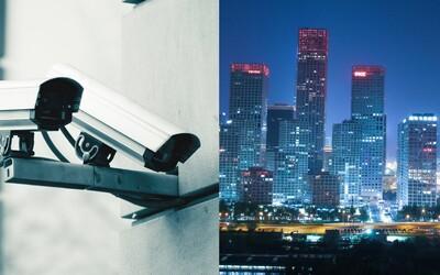Čína bude sledovať každý krok svojich obyvateľov. Do roku 2020 chce mať kamery po celej krajine