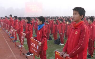 Čína má najväčšiu futbalovú akadémiu na svete, ktorú jej môže závidieť každý. Ich ciele sú len najvyššie
