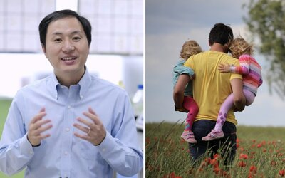 Čína odsúdila vedca, ktorý geneticky upravil embriá najmenej dvoch detí. Chcel ich ochrániť pred HIV, dostal tri roky