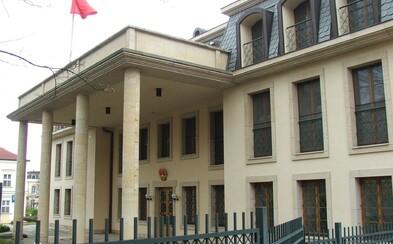 Čína vyzvala českého předsedu Senátu, aby neblahopřál tchajwanské prezidentce ke zvolení. Ten se ohradil