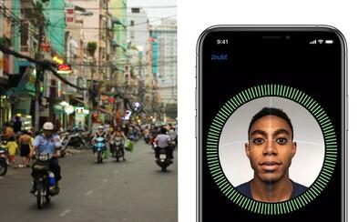 Čína zavádí povinné skenování obličeje při koupi nové SIM karty