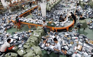 Čínska Alibaba pokorila rekord. Za 24 hodín ľudia minuli 14,3 miliardy dolárov!