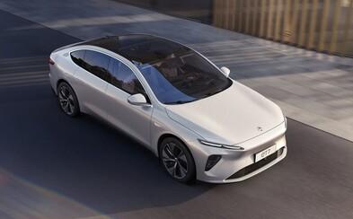 Čínská automobilka Nio má novou vlajkovou loď. Půjde o první elektromobil s dojezdem 1 000 km?