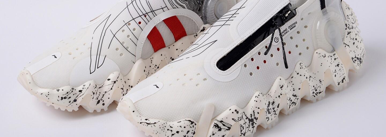 Čínska značka mení dizajn tenisiek od základov. Li-Ning predstavuje futuristický vzhľad inšpirovaný štyrmi živlami