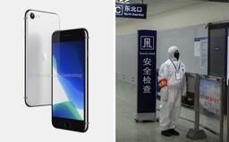 Čínsky koronavírus môže ohroziť výrobu nového iPhonu