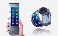 Čínsky startup prinesie prvý flexibilný smartfón, ktorý sa behom sekundy premení na hodinky