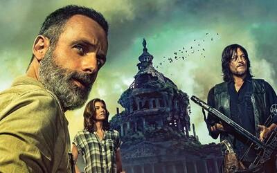 Čísla sledovanosti The Walking Dead sa prepadli o polovicu. Divákov už nekonečná telenovela prestáva baviť