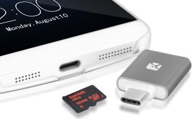 Čtení microSD karet i při nabíjení. Dash-i je elegantní a kompaktní doplněk pro každý iPhone
