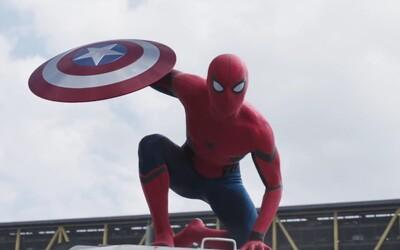 Civil War neskončí pre mnohých hrdinov dobre. Dychberúci trailer so Spider-Manom to len potvrdzuje