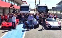 Clarkson, Hammond a May chystají návrat ve velkém stylu. Těšte se na porovnání LaFerrari, P1 a 918 Spyder!