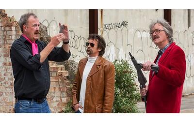 Clarkson, Hammond a May jsou zpět! Poznáváme jejich novou Live tour a vlastní show House of Cars