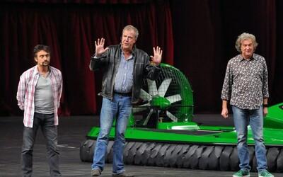 Clarkson, Hammond a May konečne našli pôsobisko. Nová šou bude vysielaná na Amazone!
