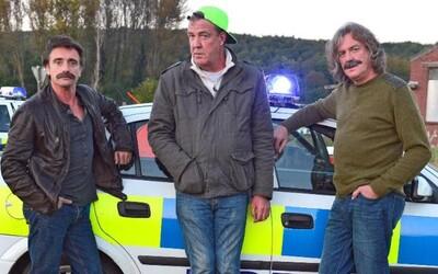Clarkson, Hammond a May přiznali, že pro svoji novou show už mají televizi a prořekli se, že působí v USA