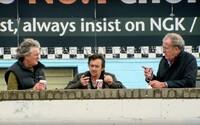 Clarkson, Hammond a May sú späť a s nimi aj Stig, ktorý nie je Stig