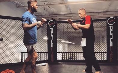 Člen síně slávy UFC po kopu Jean-Claude Van Damma do hlavy jeho svěřence: Byl by skvělým MMA bojovníkem