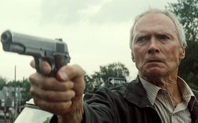 Clint Eastwood sa vracia pred kamery! Stane sa najstarším drogovým priekupníkom na svete