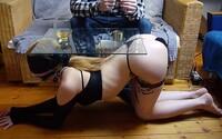 Člověk jako nábytek. Michal z BDSM komunity nám vyprávěl, v čem spočívá tato netradiční sexuální praktika