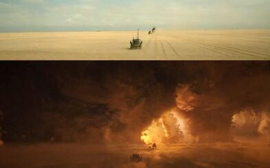 Čo bolo v Mad Maxovi skutočné a o čo sa naopak postarali počítače?