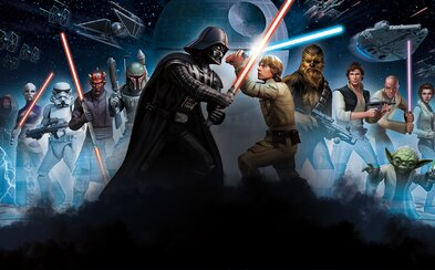Čo bude so Star Wars po Episode IX? Disney plánuje filmy, hry, komiksy a nové príbehy minimálne do roku 2030