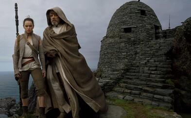 Čo by moha Rey nájsť v prvom chráme Jediov? Najnovší krátky trailer k Star Wars: The Last Jedi v nás vyvoláva ďalšie otázky