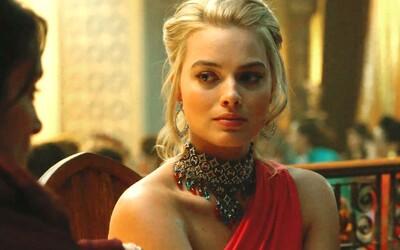 Co chystá Margot Robbie? V thrilleru Beautiful Things bude chránit své dítě před neznámými útočníky