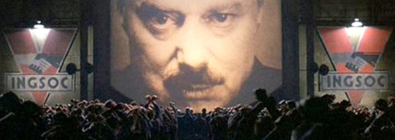 Co číst v deštivém počasí #2: George Orwell - 1984