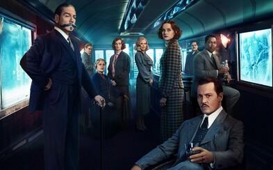 Čo hovorí Penélope Cruz, Michelle Pfeiffer a ďalší herci na Vraždu v Orient Expresse? Poďte spolu s nami nazrieť do zákulisia natáčania