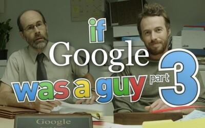 Čo keby bol Google chlapíkom v kancelárii?