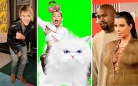 Čo mali oblečené celebrity počas udeľovania cien MTV VMA 2015?