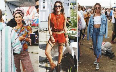 Čo mali oblečené návštevníci festivalu Grape? Toto sú najlepšie outfity z piešťanského letiska