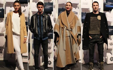 Čo mali oblečené známe osobnosti na Fashion LIVE!?