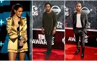 Co měly oblečené celebrity na BET Awards 2015?