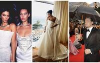Co měly oblečené celebrity na filmovém festivalu Cannes 2017? Zazářily Rihanna či Kendall Jenner