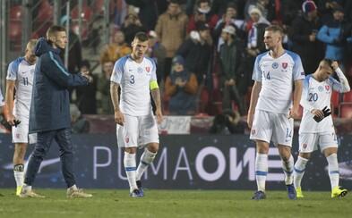 Čo pre nás prehra s Českom znamená? V nižšej divízii možno Maďarov a náročnejších súperov v boji o EURO 2020