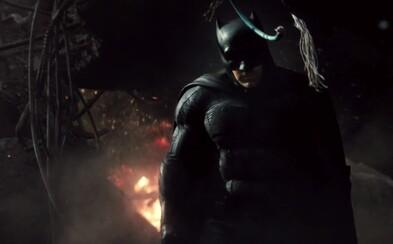 Čo prezradil teaser na Batman v Superman?
