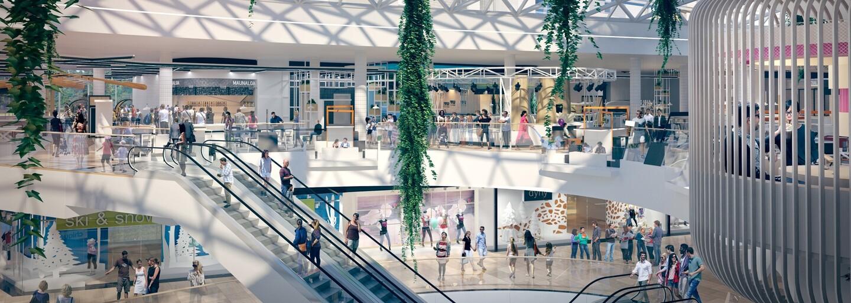 Čo pribudne na dvojnásobne veľkej ploche nového Food Hall v Eurovea?