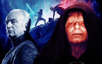 Co řekl Palpatine ve zprávě, v níž oznámil svůj návrat? A s čím se chtěl Finn svěřit Rey?