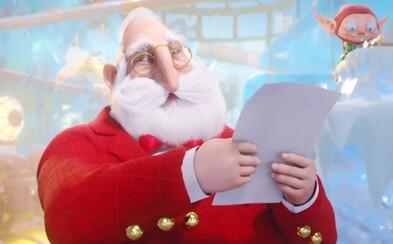 Čo robiť, keď sa Santa Claus ocitne v úzkych? Tohtoročné najlepšie vianočné reklamy ťa chytia za srdce, ale aj pobavia
