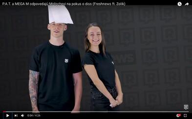 Čo sa deje na slovenskej rapovej scéne a na akú dúhovú farbu vlasov stavil Krištof tentokrát? (Freshnews)