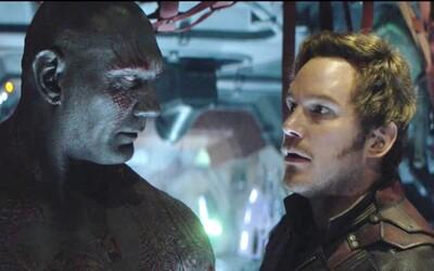 Čo sa dialo so Star-Lordom a Draxom potom, čo Thanos uniesol Gamoru? Vystrihnutá scéna z Avengers: Infinity War vám odpovie