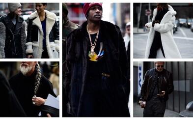 Co se nosí ve světě aneb to nejlepší z pouliční módy za první dva měsíce roku 2016