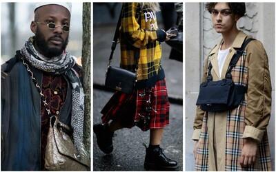 Co se nosí ve světě? Street style záběry ze známých metropolí nabízejí různé typy lidí milujících módu